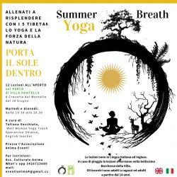 Yoga Summer Breath